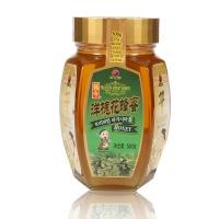 韩今 洋槐花瓶装蜂蜜 500g 韩国进口