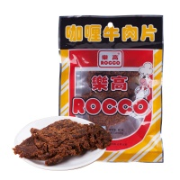乐高 咖喱牛肉片 80g