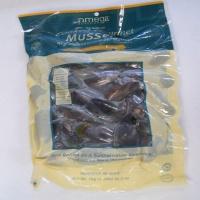 沪泽 新西兰青口贝 淡菜 翡翠贻贝 海鲜水产 1kg/包x2包 新西兰进口