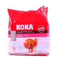 可口(KOKA)番茄汤面(非油炸方便)85g*4包新加坡进口