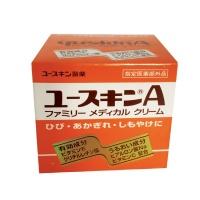悠斯晶 维生素乳霜120g 日本进口 补水保湿滋润防干裂手膜手霜