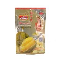 榴的华 榴莲干 金枕头榴莲干进口零食果干 100g/包 泰国进口