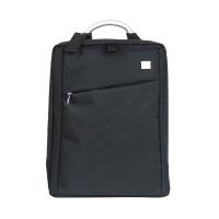 乐上 AIRLINE 双层背包LN314N4 双肩包 韩版休闲背包 商务14寸电脑包 蓝黑色