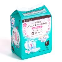 三洋(dacco)诞福产妇专用立体卫生巾 L 恶露月子产后专用卫生棉 日本进口