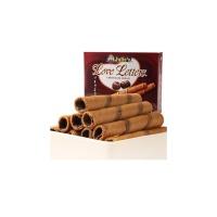 茱蒂丝 巧克力蛋卷 糕点休闲零食 120/盒 马来西亚进口