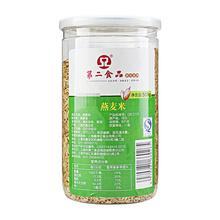 第二食品 燕麦米 500g/罐