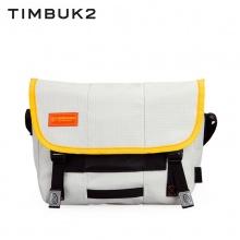 TIMBUK2 美国品牌 白色经典款信使自行车包(S)